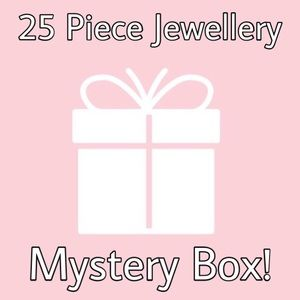 Jewellery Mystery Surprise Grab Bag 25 Pieces
